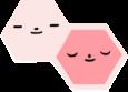 Hexagon faces